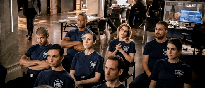 "Promo Images For Season 7 Episode 15 ""Training Day"""
