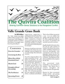 Quivira Newsletter #4