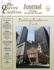 Resilience, Issue 33 – Building Resilience Part 2