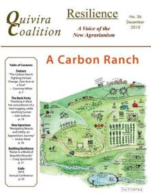 Resilience, Issue 36 – A Carbon Ranch