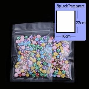 Quiware Zip Lock Transparent Pouch 16cm(Width) x 22cm(Long) -100 pouches