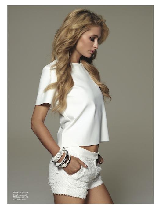 Paris Hilton - Remix Magazine