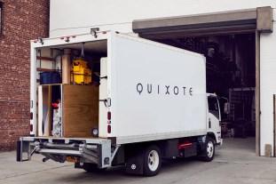 Preloaded Truck