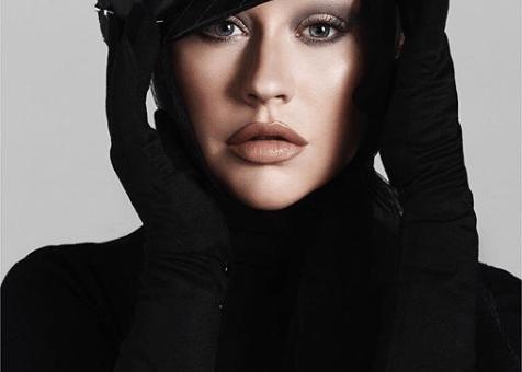 Shot At Q: Christina Aguilera for 7 Hollywood Mag