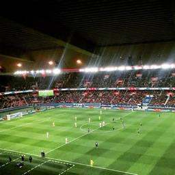 PSG-Montpelier Match