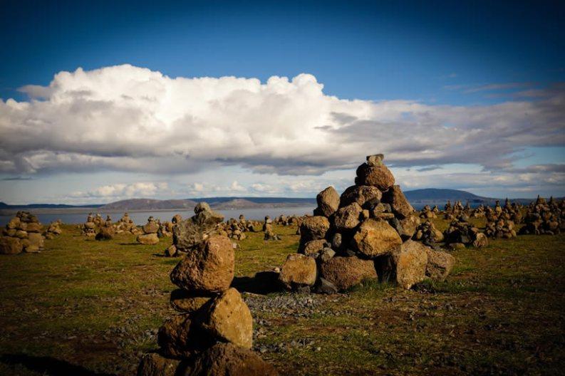 On the road to Þingvellir
