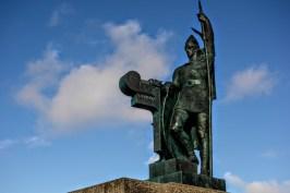 Statue of Ingólfur Arnarson