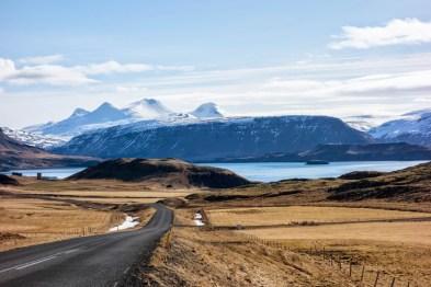 Hvalfjörður Road