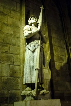 Joan of Arc at Notre Dame