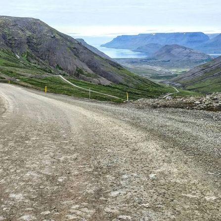 Þingeyri Roadway