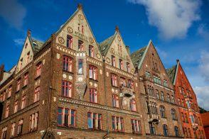Hanseatic Buildings, Bergen