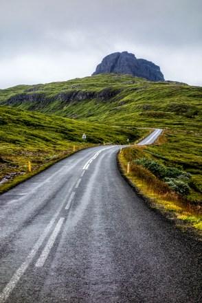 Road to Isafjordur