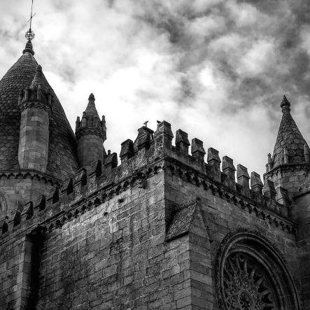 Medieval Cathedral, Evora