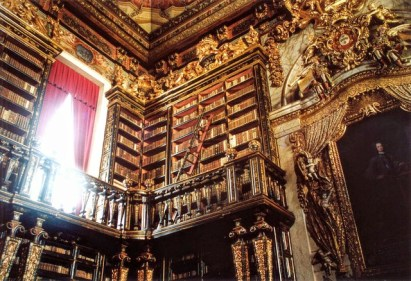 Library, University of Coimbra