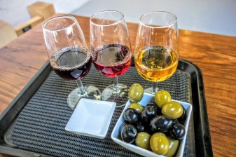 Port tasting, Porto