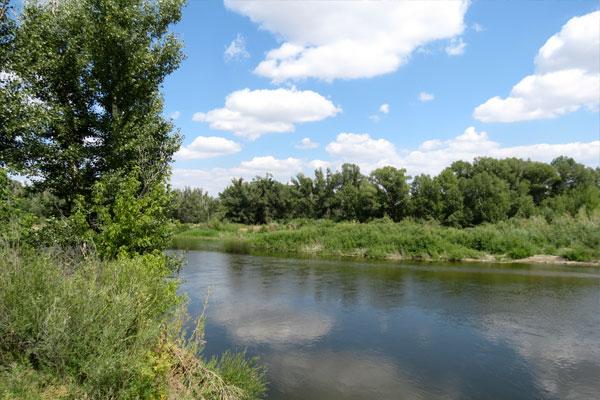 Quizagogo - pub quiz - The Ural River flows where?