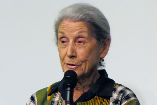 Quiz - Nadine Gordimer is from which country?