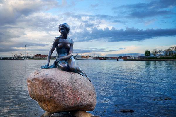Quizagogo - geo quiz - the mermaid statue