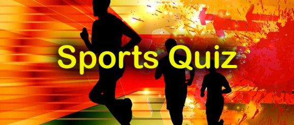quizagogo - sports quiz - are you a sports fan?
