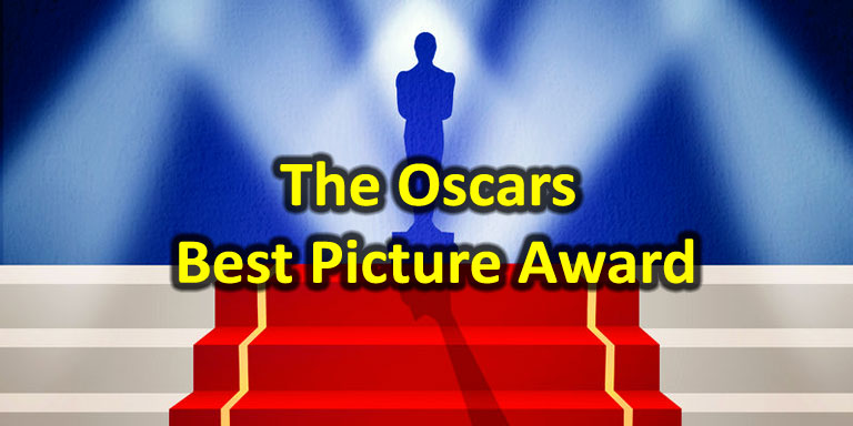 Ouizagogo - The Oscars - Best Picture Award Award