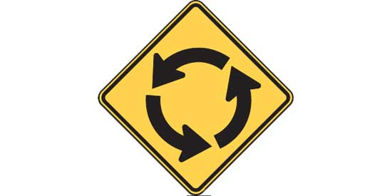 Quizagogo - US Road Signs - Warning sign