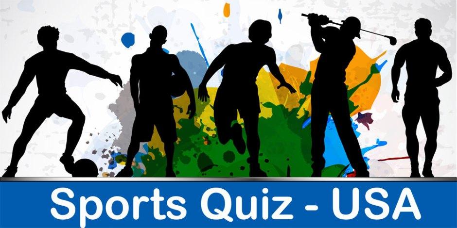 USA sport quiz