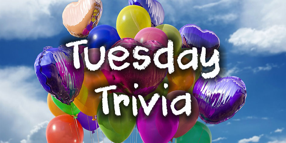 Tuesday Trivia Challenge