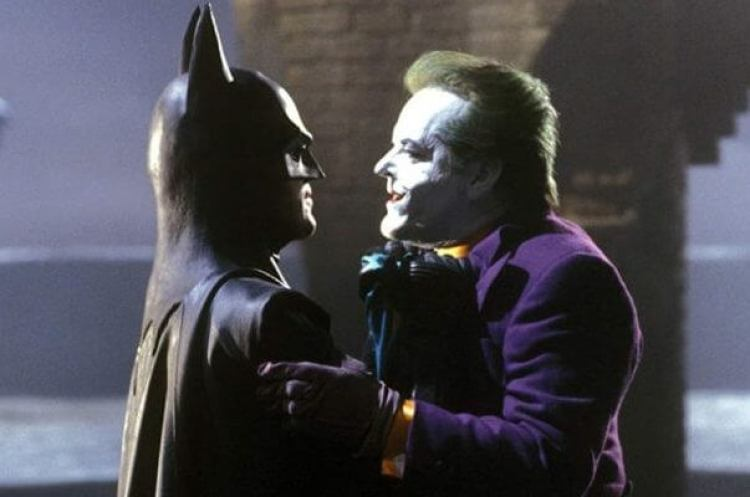foto da cena do filme batman