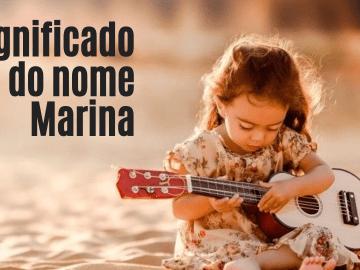 foto escrita significado do nome marina