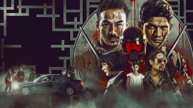 capa do filme a noite nos persegue - filme de ação na Netflix