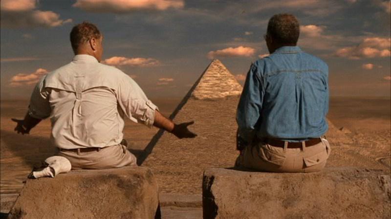 cena do filme antes de partir lançado em 2008 um filme para chorar