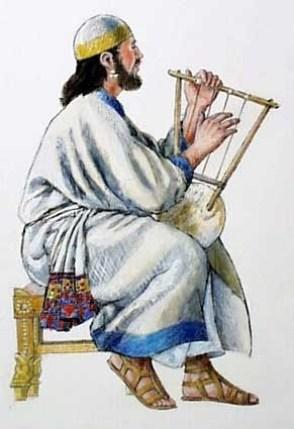 foto do asafe da bíblia