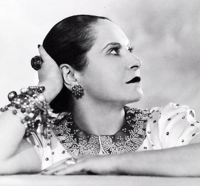 foto da famosa helena Rubinstein