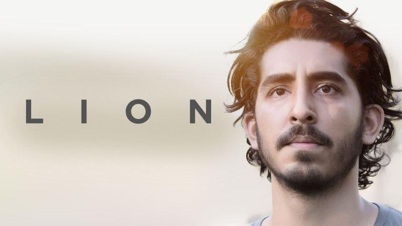 capa do filme lion - uma jornada para casa