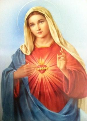 imagem de Maria Mãe de Jesus