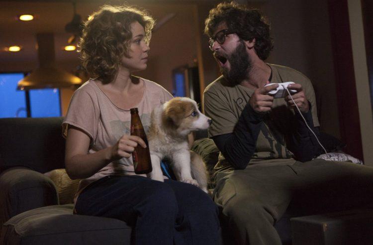 uma das cenas principais do filme mato sem cachorro