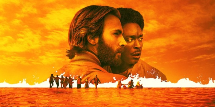 filme missão no mar vermelho - filme Netflix