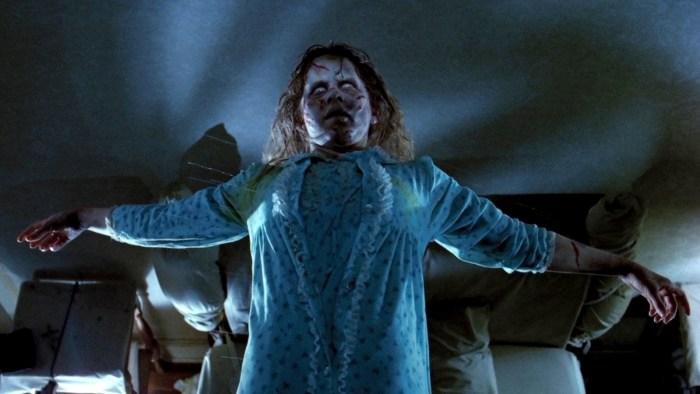 a boneca do filme o exorcista de 1973