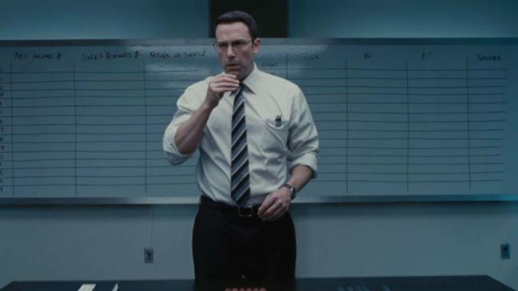 cena do filme o contador - filme de ação