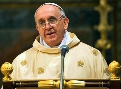 foto do Papa Francisco