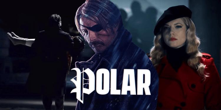 FILME de ação - polar - capa do filme