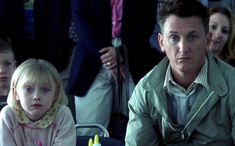 criança e seu pai no filme uma lição de amor de 2001
