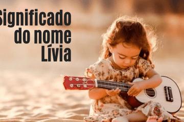 foto escrita significado do nome Lívia