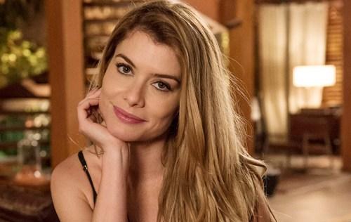 foto da atriz alinne moraes