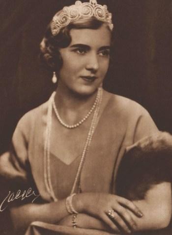 foto da famosa Ingrid da Suécia