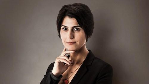 foto da política Manuela d´Ávila