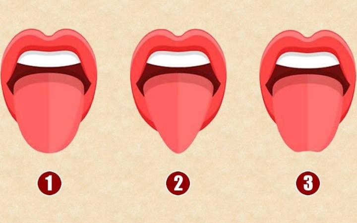 O formato da sua língua pode dizer algo sobre sua personalidade