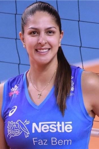 foto da jogadora de volei Ana Beatriz Correa