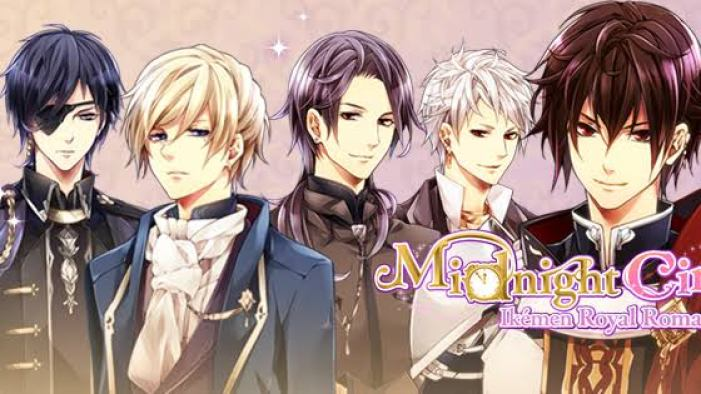 imagem do jogo Midnight Cinderella