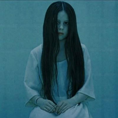 foto de samara morgan do filme de terror